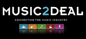 Music2Deal Logo 2015
